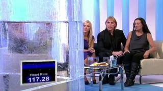 Woman Confronts Her Phobia Of Ice - This Morning