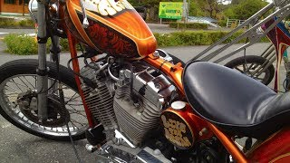 CUSTOM CHOPPERS IN JAPAN If you Like Harleys, You Just May Like This!