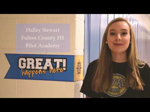 Fulton County High School Students Discuss Dual Credit