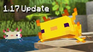 75 Updates NEW in Minecraft 1.17