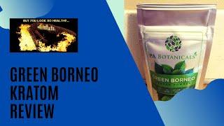 Green Borneo Kratom Review: Using Kratom for Fibromyalgia and Chronic Fatigue Syndrome