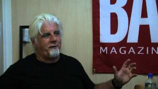 Download Video Michael Mcdonald  backstage with Kenny Wardell of BAM Magazine 10/6/12 MP3 3GP MP4