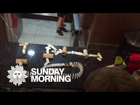 Rube Goldberg contraptions: Do try this at home!