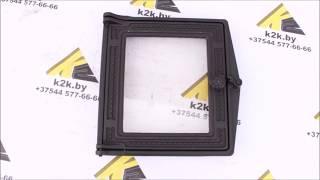 Дверца топочная ДТ-3С, краткий обзор - Корпорация К Два