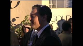 Leonardo DiCaprio Fashion Snapshot Golden Globes 2005