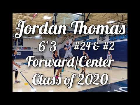 Jordan Thomas, Forward/Center, Pinnacle Canyon Academy,