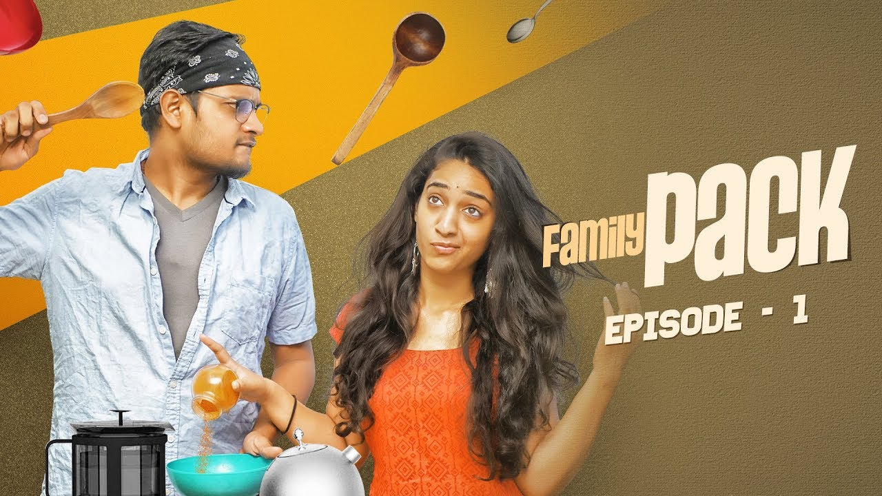 Family Pack | Episode 1 | Southern Classic Spaghetti | ChaiBisket Food