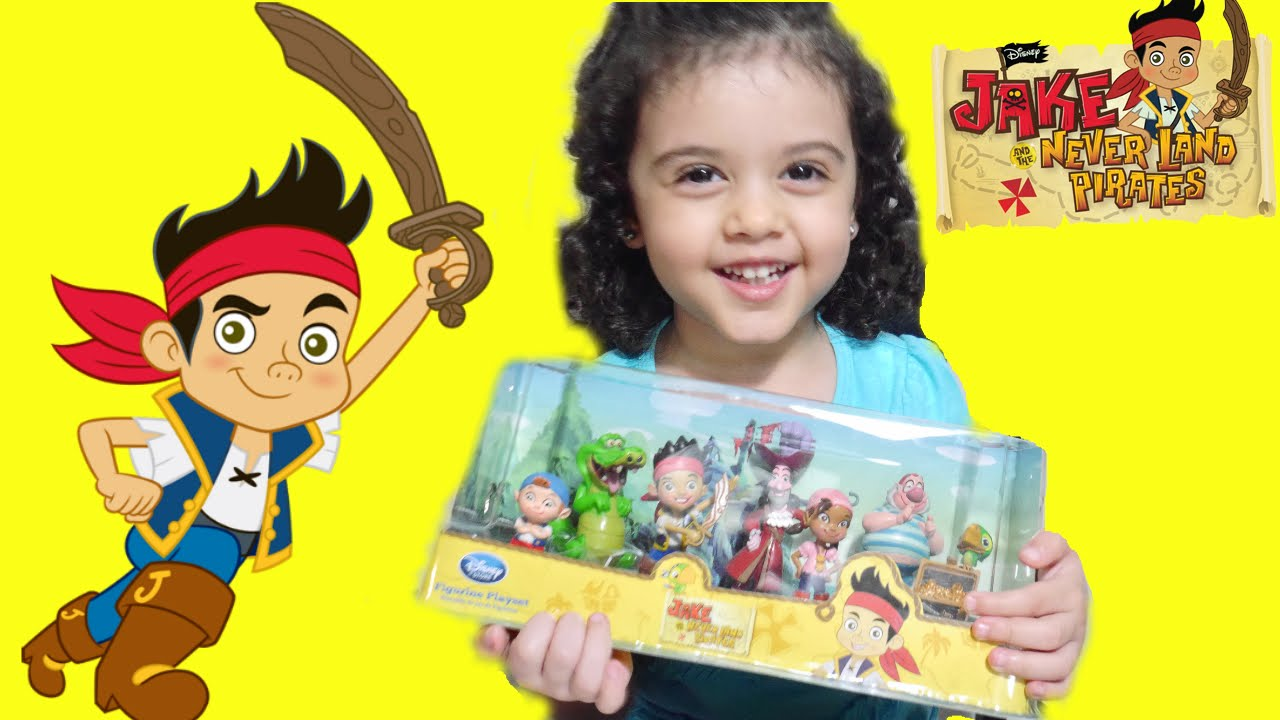 7f8709277 لعبة جيك و قراصنة أرض الأحلام - Jake and the neverland pirates toys ...