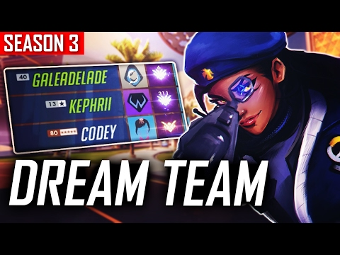 DREAM TEAM - Gale ft. Kephrii and Codey [S3 TOP 500]