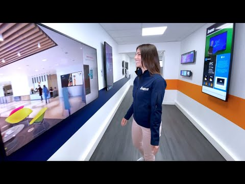 IIYAMA ÉCRAN France: visitez le showroom écrans IIyama