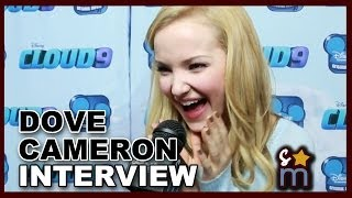 Dove Cameron Talks CLOUD 9 & DESCENDANTS - Exclusive Interview