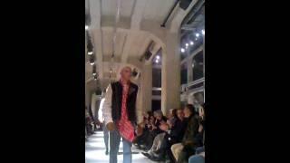 Andrea Pompilio - Pitti Uomo 81 - FW 2012/2013 - Fashion show (finale)