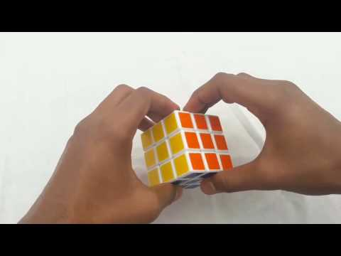 How to solve rubik's cube in one minute (in Hindi)   PRANK  