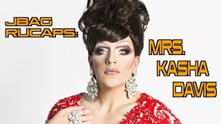 "Mrs. Kasha Davis ""cocktails!"" Rucap Compilation - Rupaul's Drag Race Season 7"