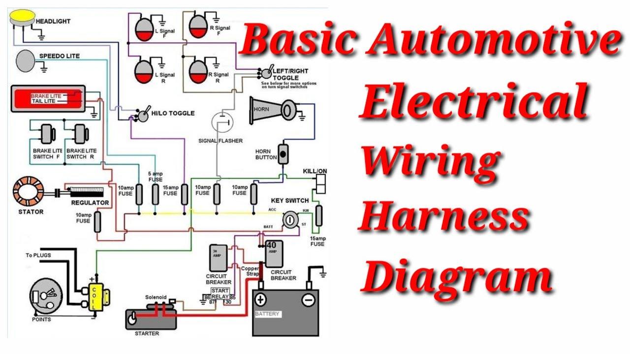 Basic Automotive Wiring Diagram - Wiring Diagram Blog electrical-laser -  electrical-laser.arredhome.itdiagram database - arredhome.it
