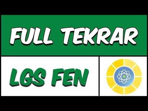 Fen Full Tekrar | LGS Son Tekrar Programı