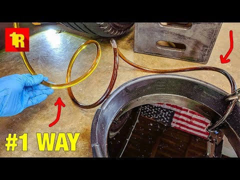 #1 Way To EASILY FLUSH YOUR POWER STEERING SYSTEM!!