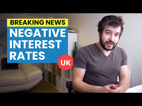 BREAKING NEWS: UK Interest Rates To Go Negative