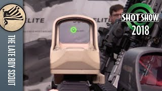 Holosun Goes Green (Dot) - SHOT Show 2018