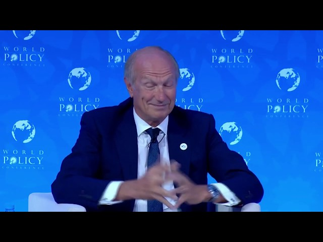 WPC 2019 - Plenary session 3 - Conversation with Jean-Paul Agon