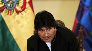 الناخبون البوليفيون يرفضون الدستور الجديد الذي كان سيسمح بولاية رابعة لموراليس   24-2-2016