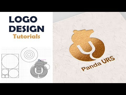 How to design a logo with golden Ratio #1 | Adobe Illustrator Tutorial thumbnail