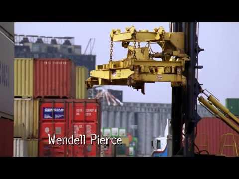 The Wire - Season 2 Intro (HD)