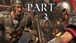 Ryse Son of Rome Gameplay Walkthrough Part 3 - We want Revenge (Xbox One)