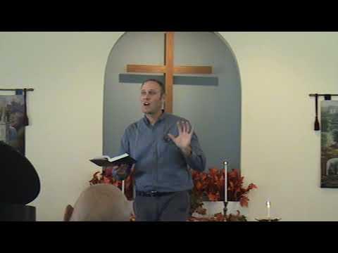 PreacherTom.com - Sunday Morning Sermon 10/25/2020