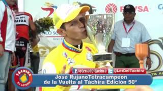 Vuelta al Tachira 2015 Etapa X