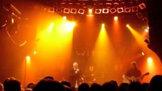 Joachim Witt - Tod oder Leben - Knust, Hamburg - 10.10.2015
