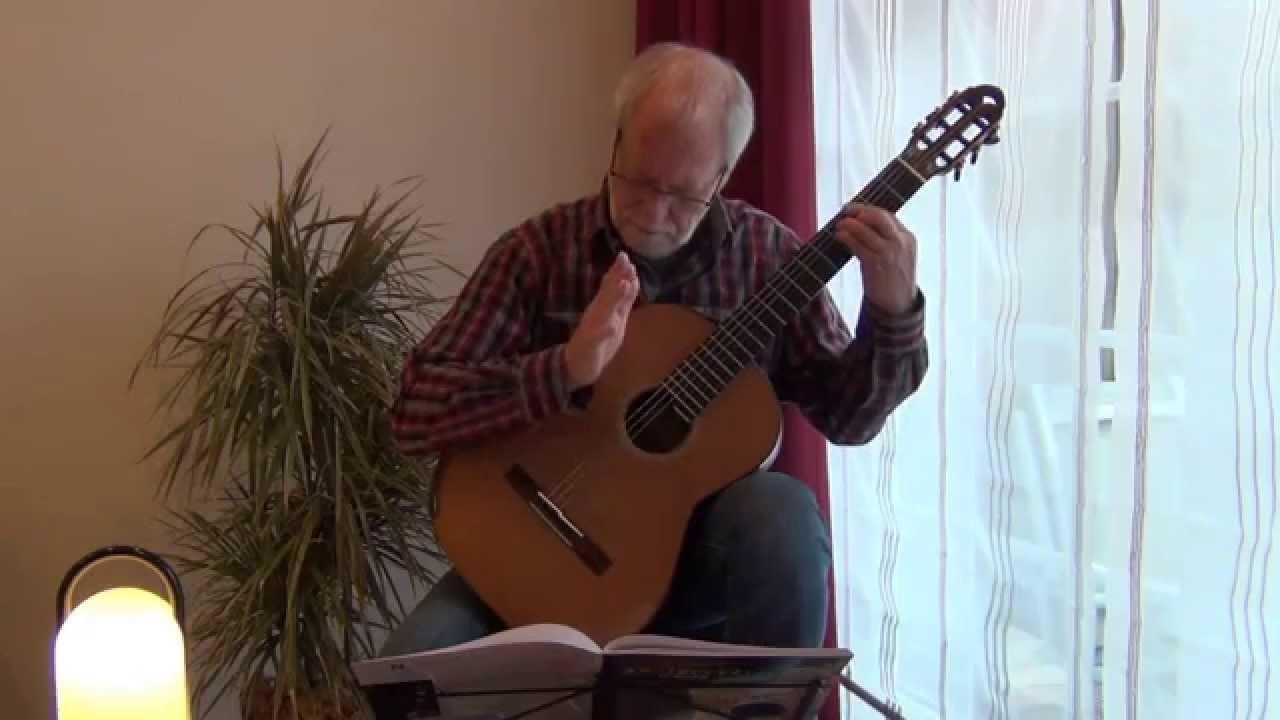 ADIOS LATINOS 10 String Guitar Pascal JUGY  Performed