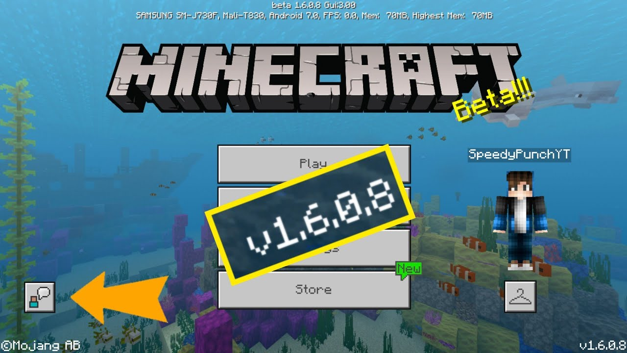 Minecraft PE 1.6.0.8 APK DOWNLOAD! (No Licence) (Xbox Sign) (MediaFire) - YouTube