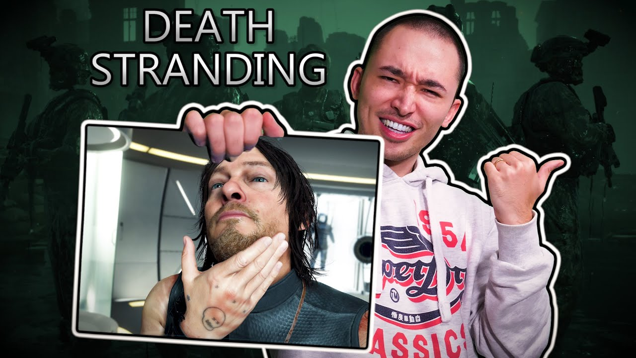 Death Stranding Is NOT What They Say! thumbnail