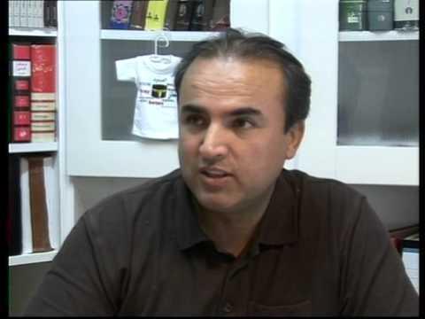 M.Nazir Hessam interview with Haji Abdul Basir 2009