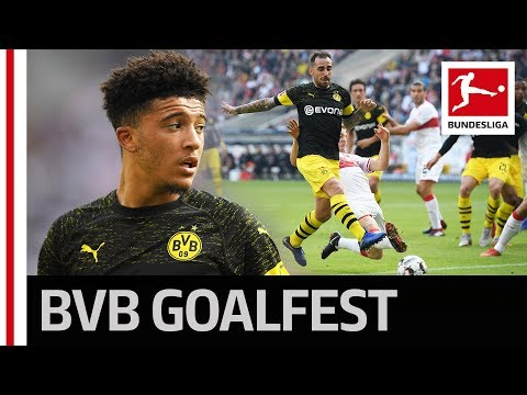 Alcacer, Reus, Sancho & Co. - Another Big Win For Borussia Dortmund