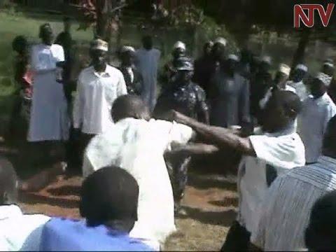 Shia and Sunni Muslim groups clash in Jinja