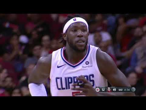 Los Angeles Clippers vs Houston Rockets | October 26, 2018