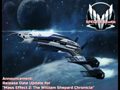 """Announcement - Release Date Update For """"Mass Effect 2"""""""