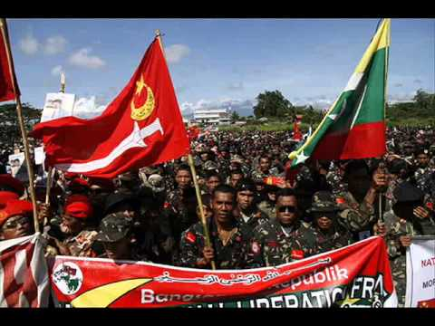 BANGSAMORO MNLF-mujahideen in jolo-sulu MINDANAO