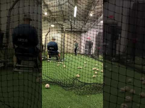 Hitting with Casey Smith 10/22/19