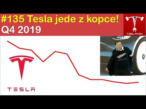 #135 Tesla 2019 Q4 | Teslacek