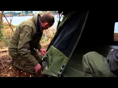 Aqua Products M3 Bivvy - Available At Veals Fishing Tackle