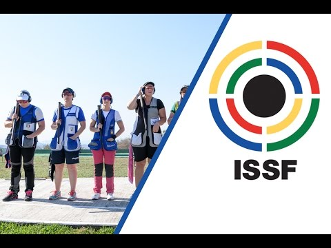 Trap Women Final - 2017 ISSF World Cup Stage 2 in Acapulco (MEX)