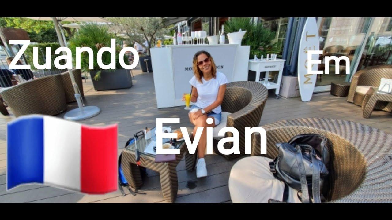 Evian França de Barco