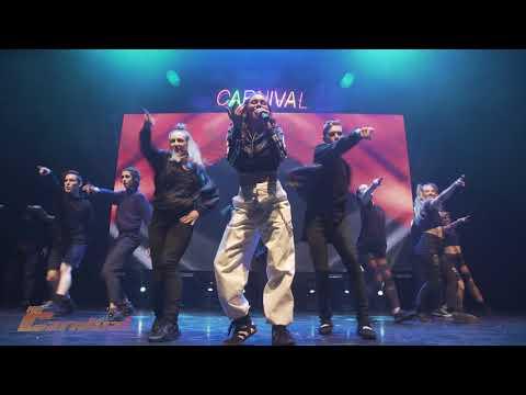 Hamilton Evans ft. Alyson Stoner | Choreographer's Carnival March 2018 (Live Dance Performance)
