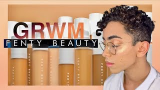 GRWM : FENTY BEAUTY by RIHANNA