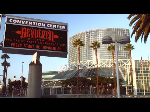 Devolver Digital - E3 2017 Press Conference