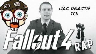 JAC Reacts Dan Bull Fallout 4 Rap