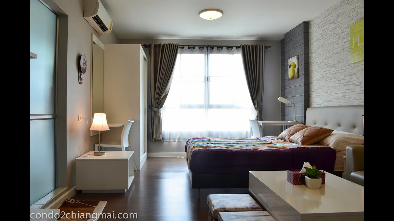 Apartment for rent Chiangmai 9,500 baht/month nice room ...